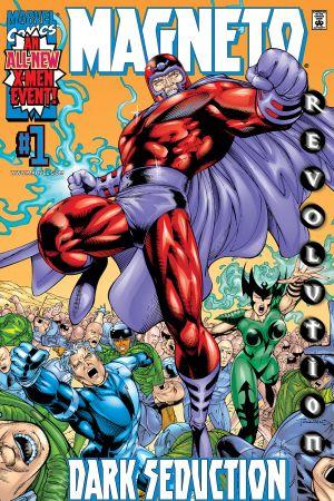 Magneto: Dark Seduction #1