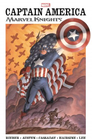 Captain America: Marvel Knights Vol. 1 (Trade Paperback)