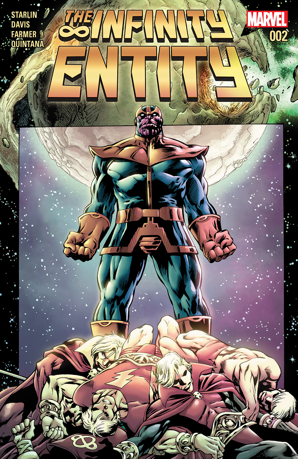 The Infinity Entity (2016) #2