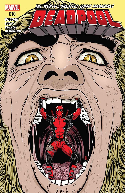 Deadpool (2015) #10