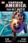 CAPTAIN AMERICA: MAN OUT OF TIME (2010) #2 Cover