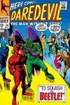 DAREDEVIL (1964) #34 Cover