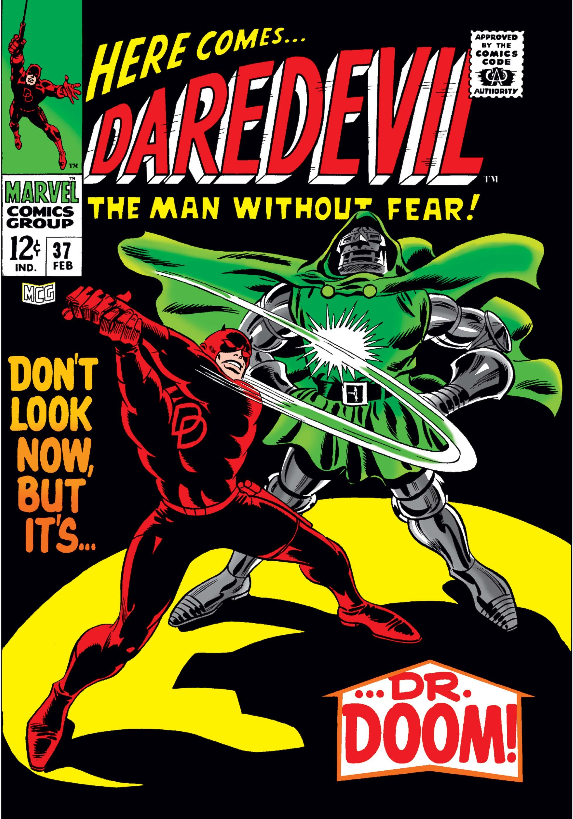 Daredevil (1964) #37