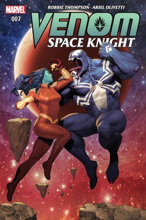 Venom: Space Knight (2015) #7
