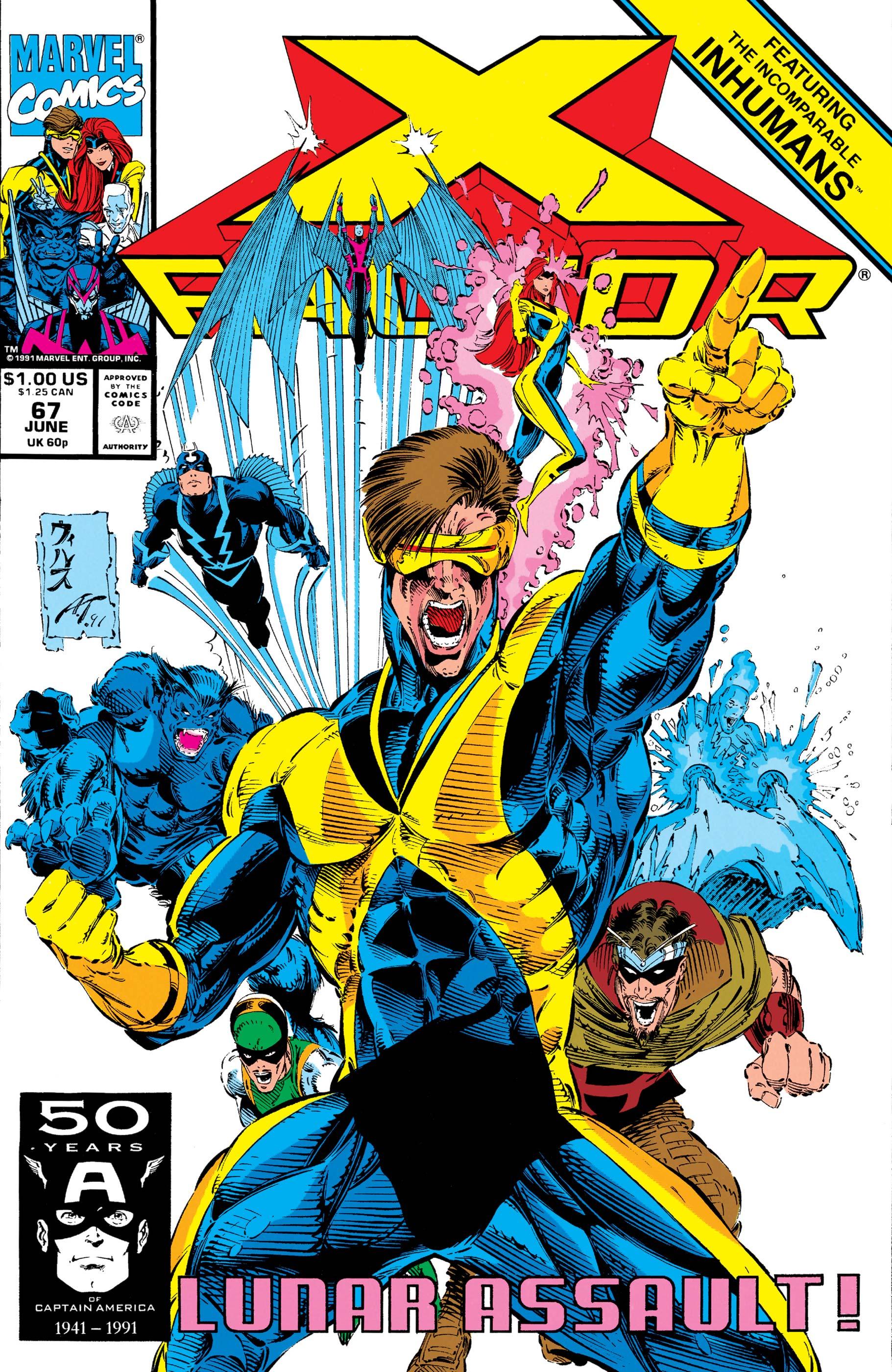 X-Factor (1986) #67