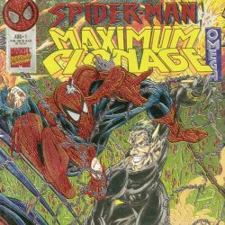 Spider-Man: Maximum Clonage Omega (1995)