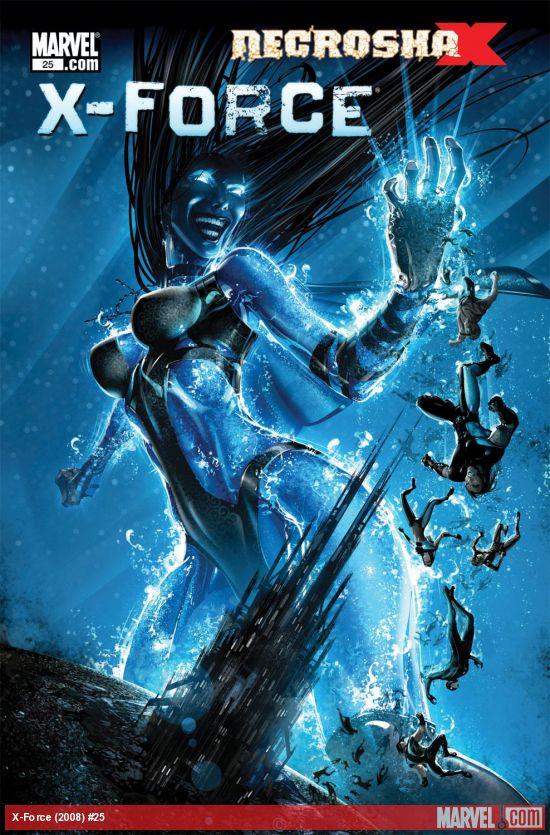 X-Force (2008) #25