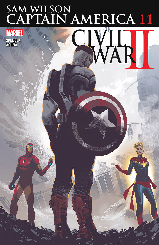 Captain America: Sam Wilson (2015) #11