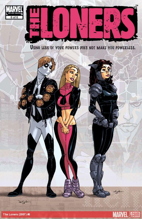 The Loners (2007) #6