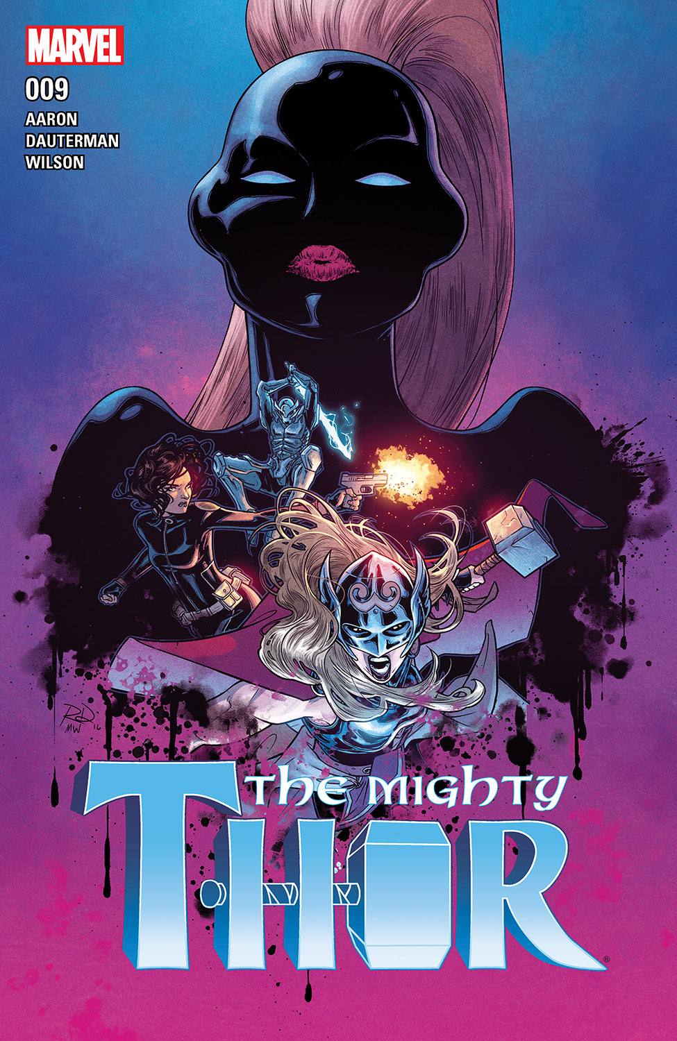 Mighty Thor (2015) #9