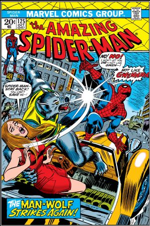 The Amazing Spider-Man #125