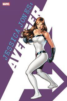 Jessica Jones: Avenger (Trade Paperback)