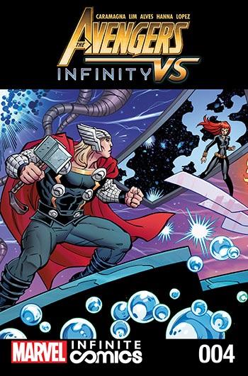 Avengers Vs Infinity (2015) #4