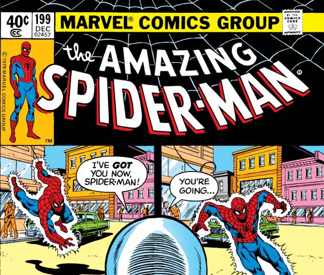 Amazing Spider-Man (1963) #199