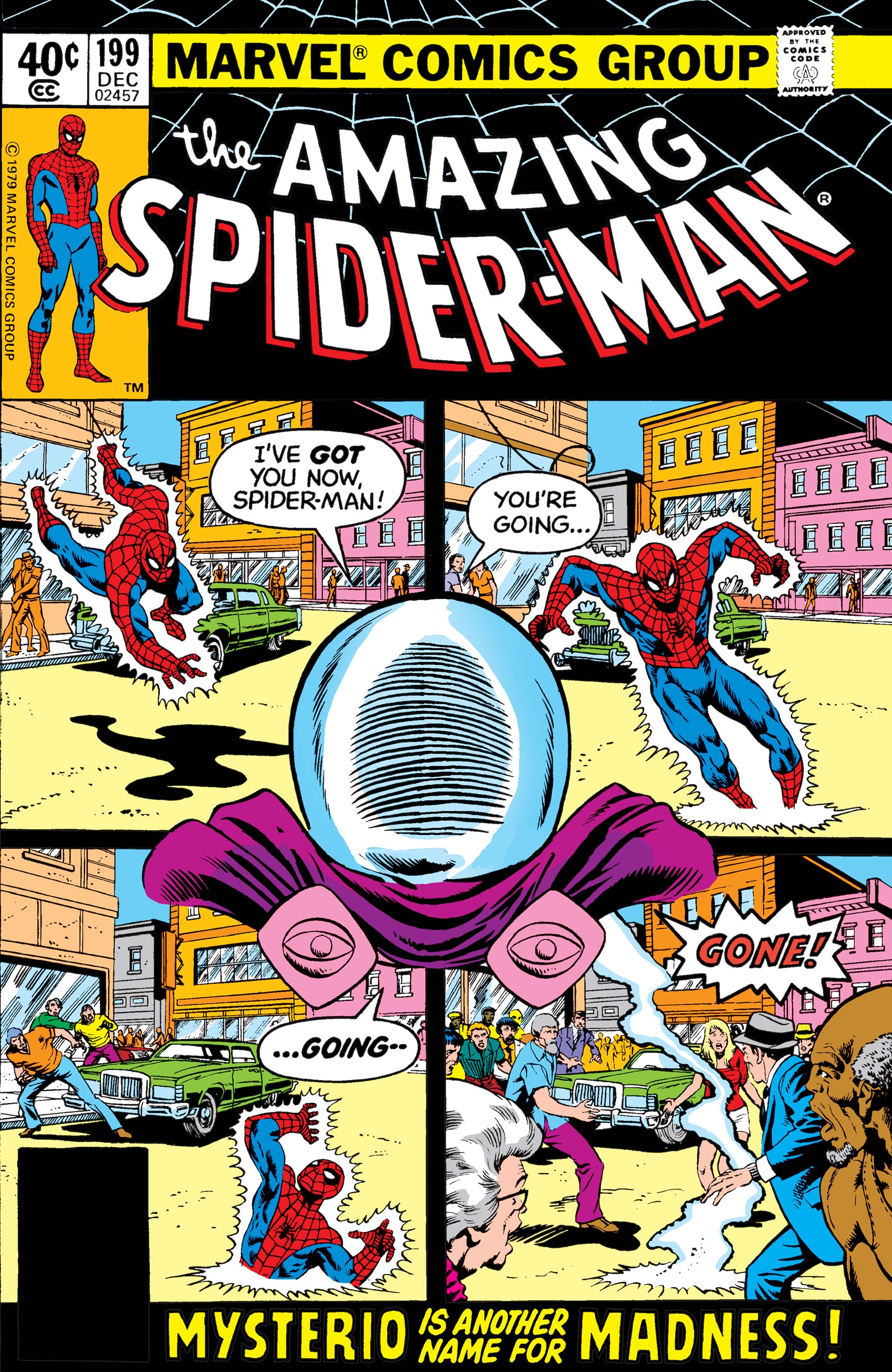 The Amazing Spider-Man (1963) #199