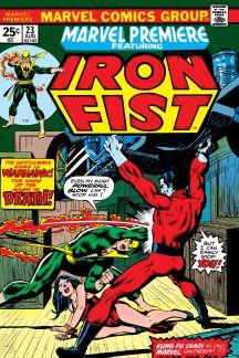 Marvel Premiere (1972) #23
