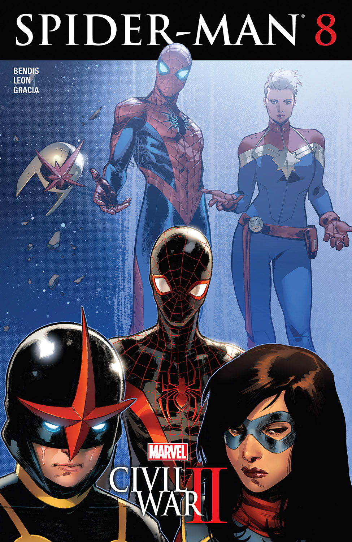 Spider-Man (2016) #8