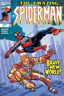 Amazing Spider-Man (1999) #7