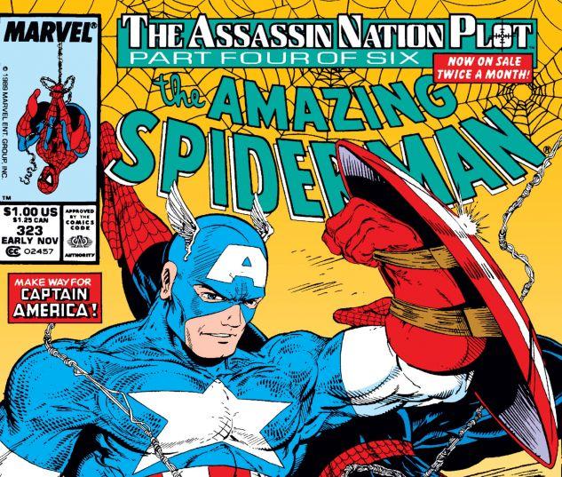 Amazing Spider-Man (1963) #323