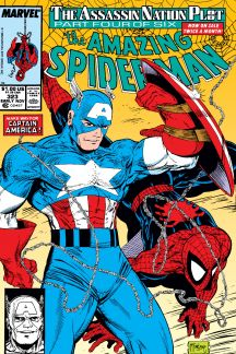 The Amazing Spider-Man #323