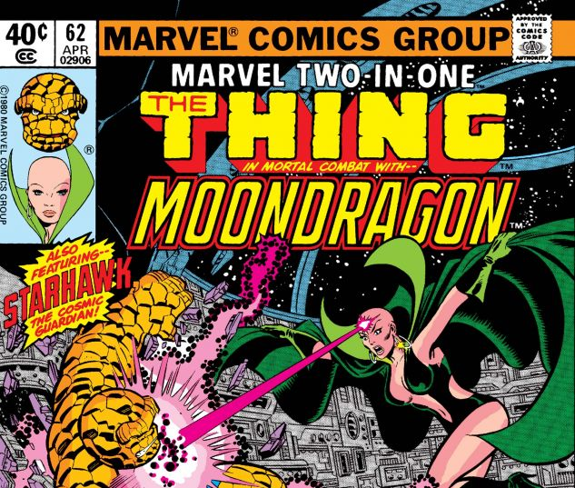 MARVEL TWO-IN-ONE (1974) #62