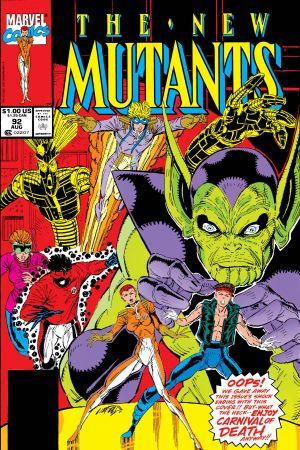 New Mutants (1983) #92