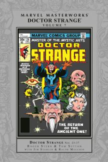 Doctor Strange: Masterworks Vol. 7 (Hardcover)