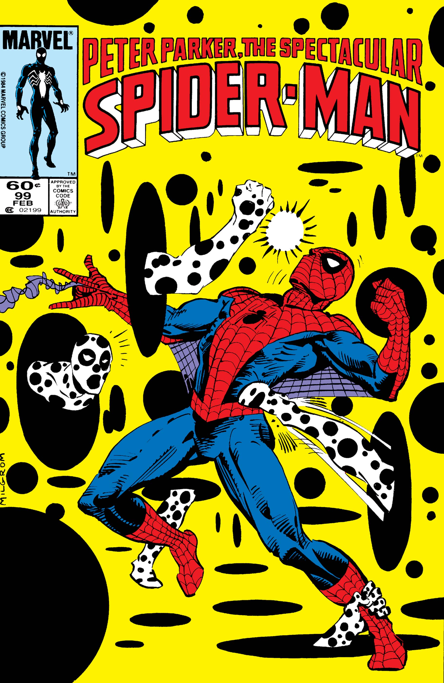 Peter Parker, the Spectacular Spider-Man (1976) #99