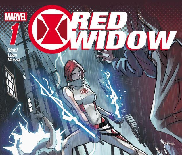 Red Widow: First Strike