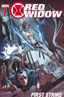Red Widow: First Strike (2015) #1