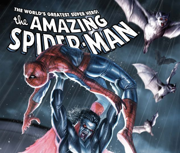 Amazing Spider-Man (1999) #699.1