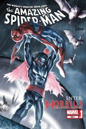 Amazing Spider-Man #699.1