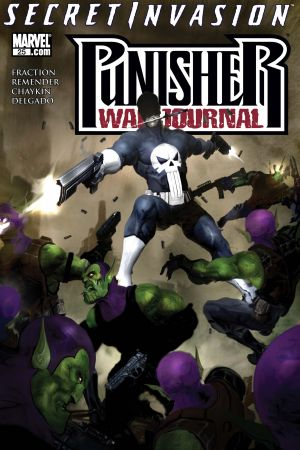 Punisher War Journal #25