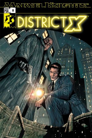 District X #8