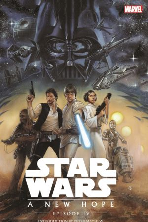 Star Wars: Episode IV - A New Hope (Trade Paperback)