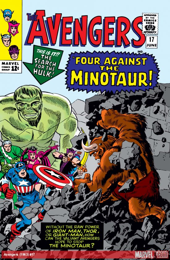 Avengers (1963) #17