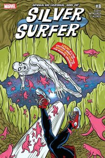 Silver Surfer (2016) #8