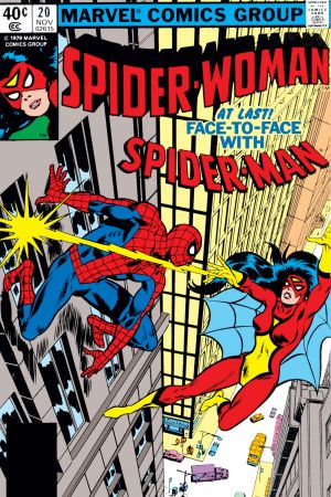 Spider-Woman (1978) #20