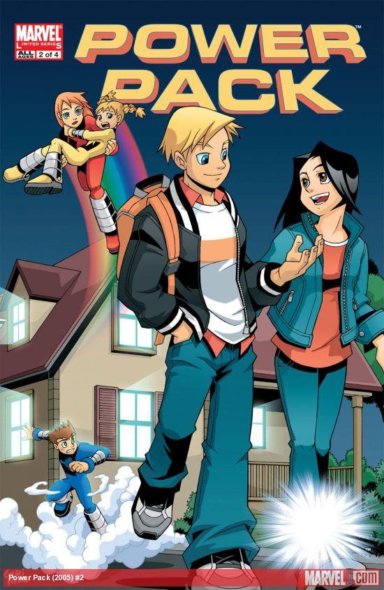 Power Pack (2005) #2