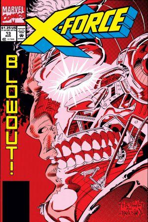 X-Force (1991) #13
