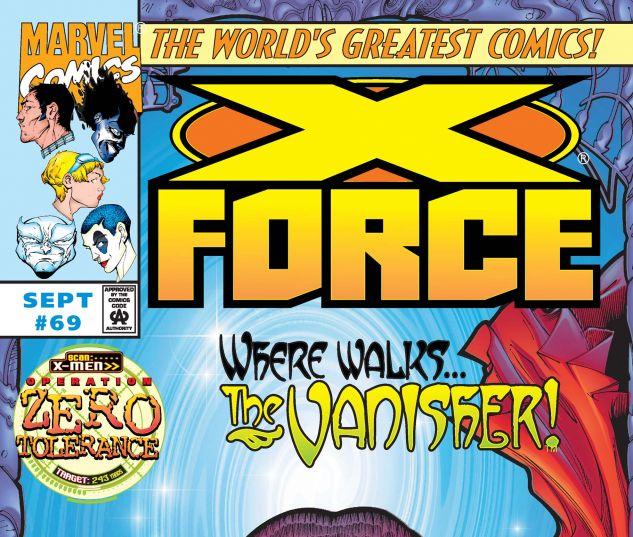 X-Force (1991) #69