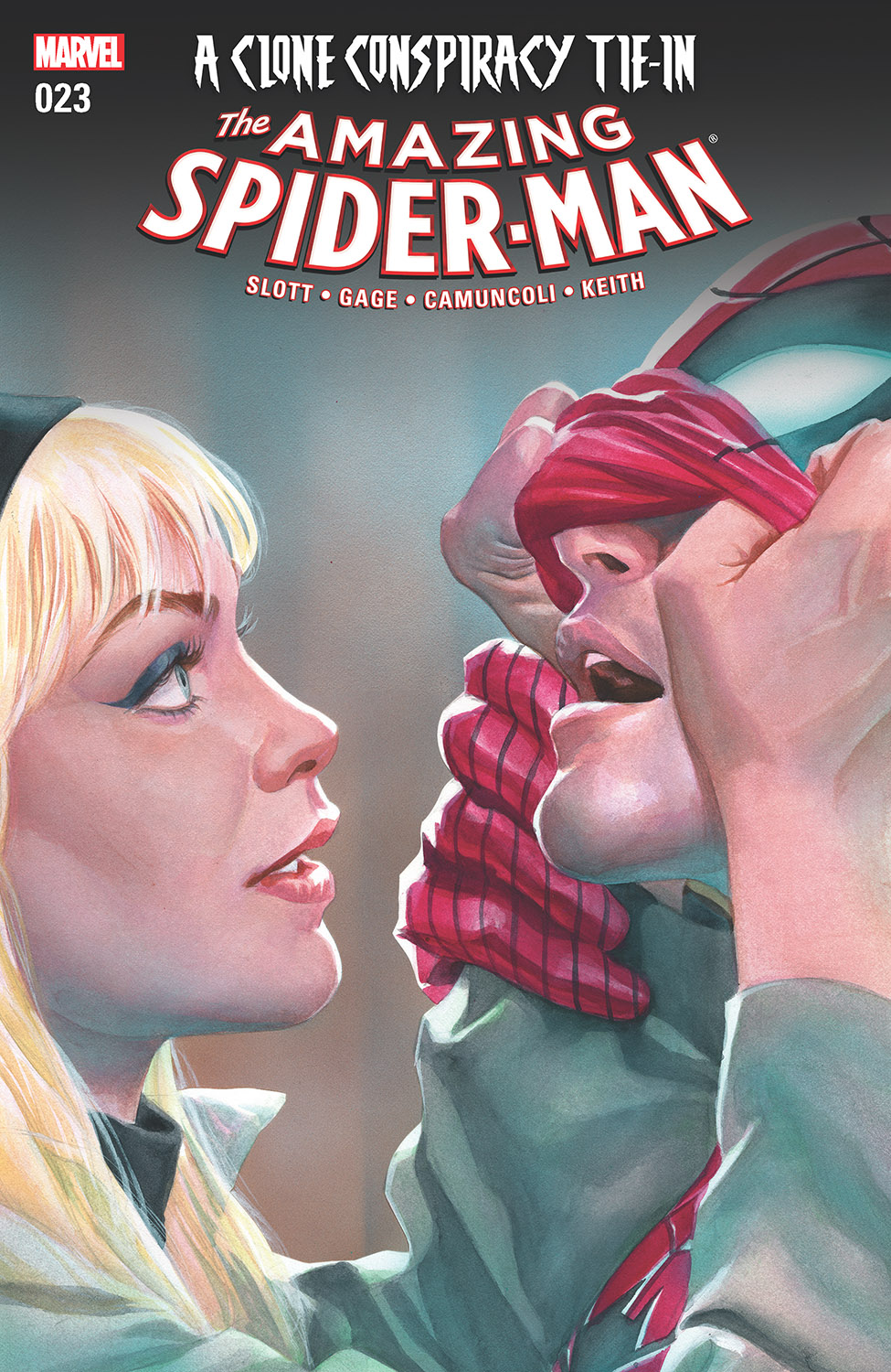 The Amazing Spider-Man (2015) #23