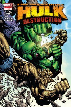 Hulk: Destruction (2005) #4