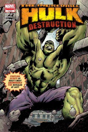 Hulk: Destruction #1