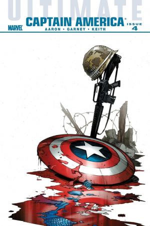 Ultimate Comics Captain America (2010) #4