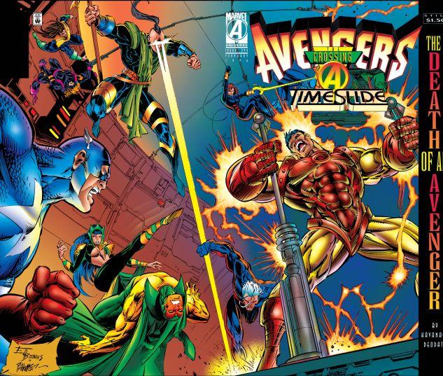 Avengers (1963) #395
