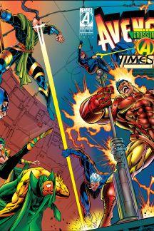 Avengers #395
