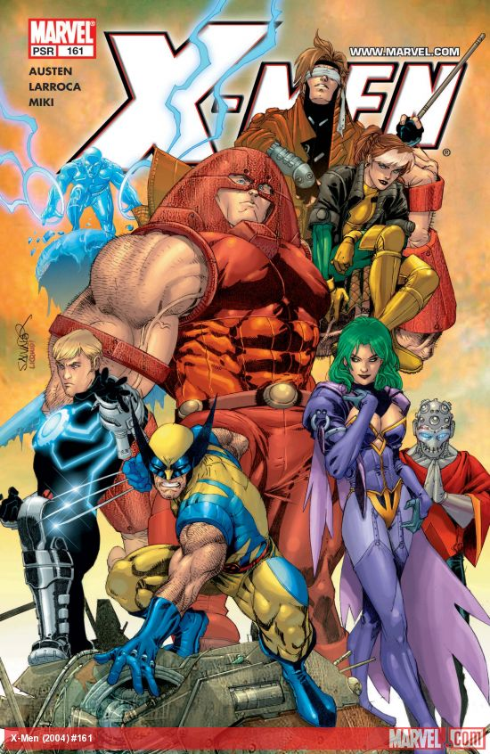 X-Men (2004) #161