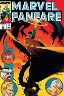 Marvel Fanfare #37