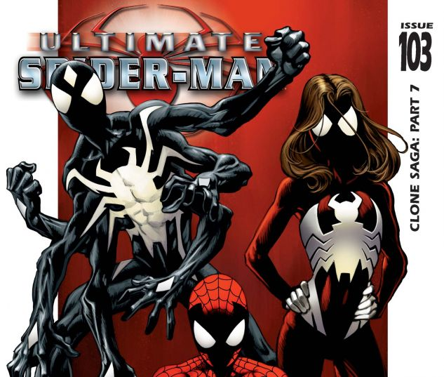 Ultimate Spider-Man (2000) #103